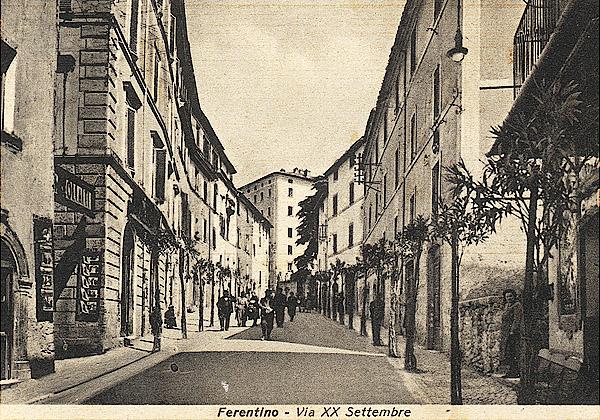 Cartoline da Ferentino