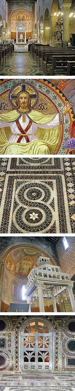 Alcune immagini della Cattedrale di San Giovanni e Paolo di Ferentino