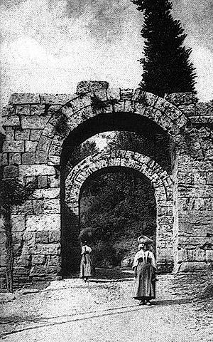 ferentino v01 Ferentino   Antiche Fornaci Giorgi 1735 Ferentino Frosinone