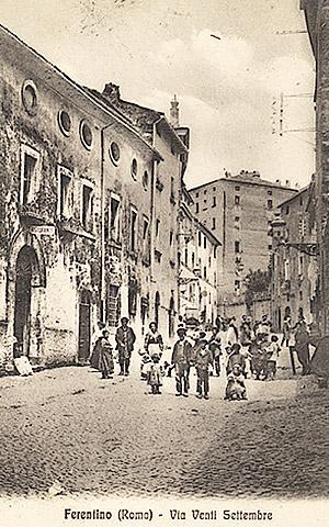 ferentino v03 Ferentino   Antiche Fornaci Giorgi 1735 Ferentino Frosinone