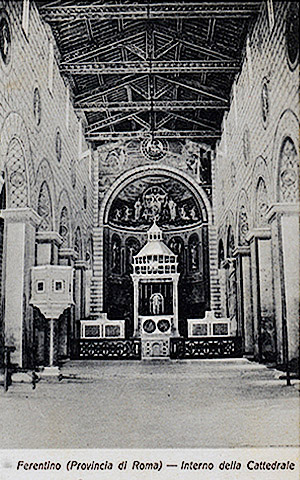 ferentino v07 Ferentino   Antiche Fornaci Giorgi 1735 Ferentino Frosinone
