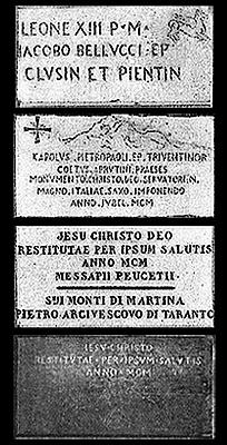 mattone porta santa collezione primo Storia delle Fornaci Giorgi   Antiche Fornaci Giorgi 1735 Ferentino Frosinone