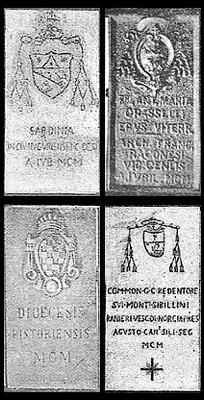 mattone porta santa collezione terzo Storia delle Fornaci Giorgi   Antiche Fornaci Giorgi 1735 Ferentino Frosinone